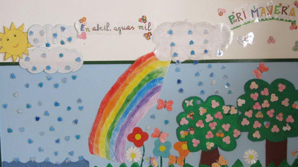 Ceip la ladera for Actividades para jardin infantil